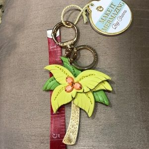 NWT Spartina 449 🌴 bag charm